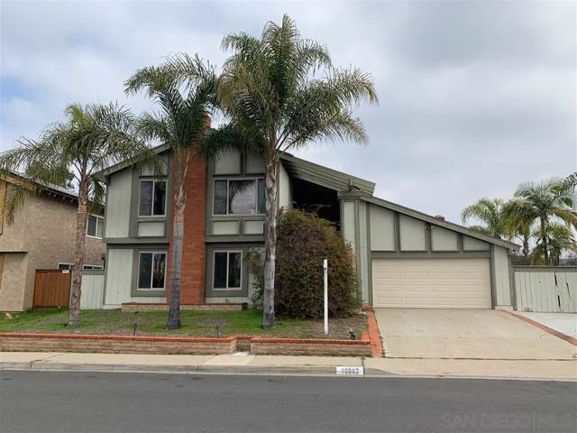 10982 Montego Drive, San Diego, CA 92124 (#200002985) :: The Yarbrough Group