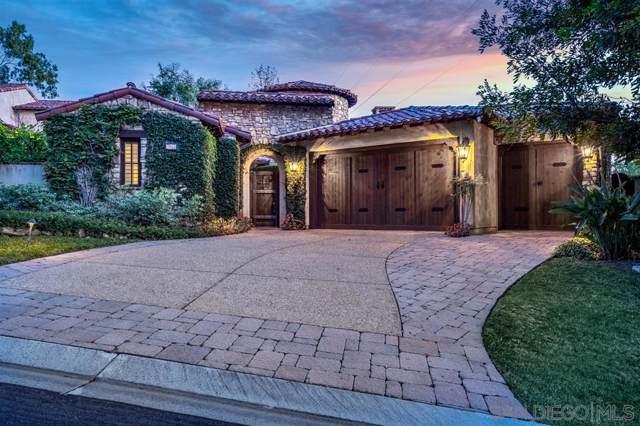 7015 Calle Portone, Rancho Santa Fe, CA 92091 (#200002996) :: Neuman & Neuman Real Estate Inc.