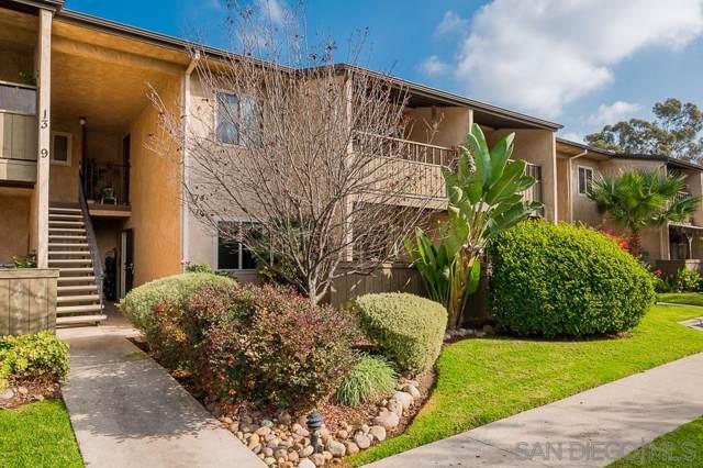9175 Campina Drive #10, La Mesa, CA 91942 (#200003014) :: Whissel Realty