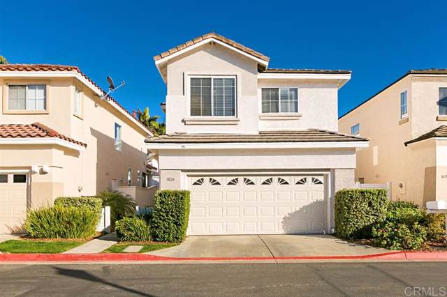 1826 Calypso Dr., Vista, CA 92081 (#200003027) :: Neuman & Neuman Real Estate Inc.