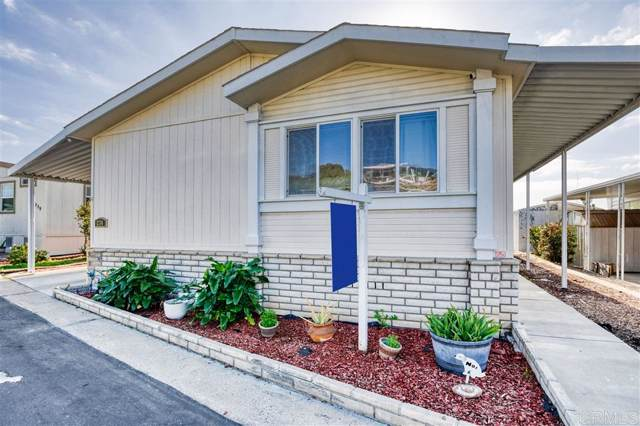 2003 Bayview Heights Dr Space 238, San Diego, CA 92105 (#200003029) :: Compass