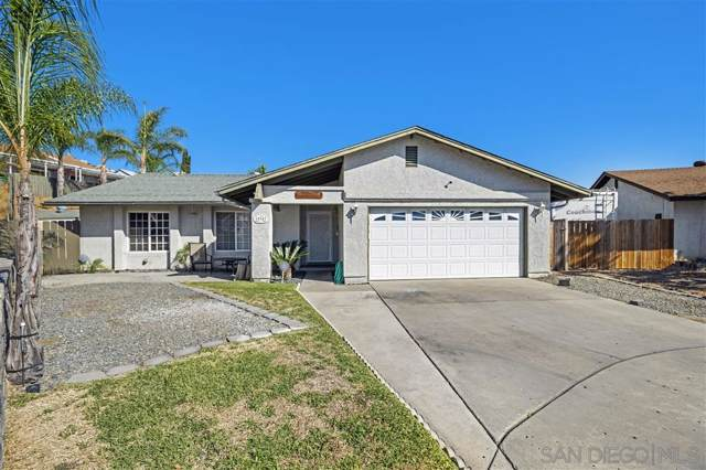 10347 Julio Pl, Santee, CA 92071 (#200003032) :: Whissel Realty