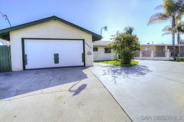 5733 Division St, San Diego, CA 92114 (#200003045) :: The Yarbrough Group