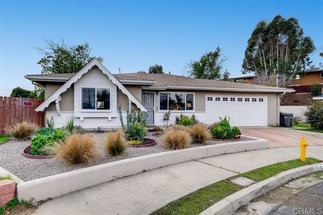 2101 Hilldale St, Oceanside, CA 92054 (#200003130) :: Whissel Realty