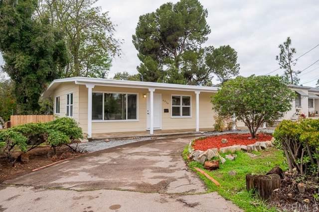 4026 Calavo Dr, La Mesa, CA 91941 (#200003143) :: San Diego Area Homes for Sale