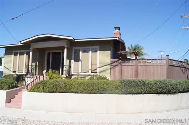 3654 Jackdaw St, San Diego, CA 92103 (#200003145) :: Dannecker & Associates