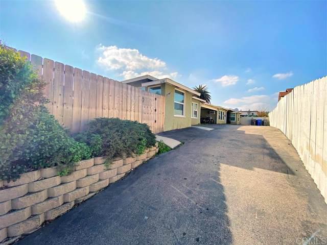 638-640 Emerald Avenue, El Cajon, CA 92020 (#200003151) :: Neuman & Neuman Real Estate Inc.