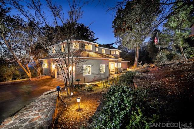 3232 Pera Alta Drive, Julian, CA 92036 (#200003163) :: Neuman & Neuman Real Estate Inc.