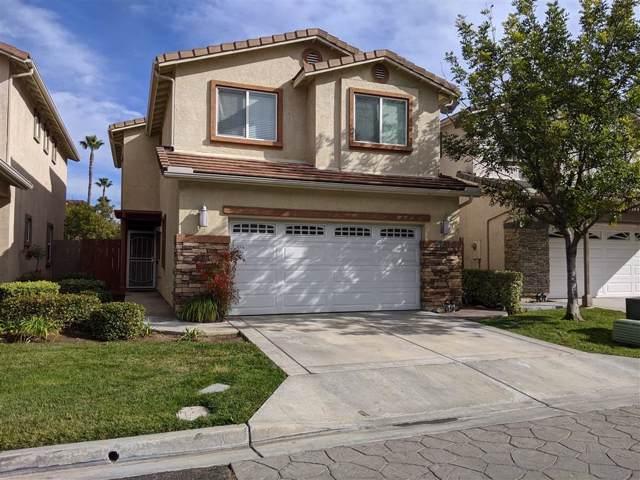 8727 Glen Oaks Way, Santee, CA 92071 (#200003179) :: Whissel Realty