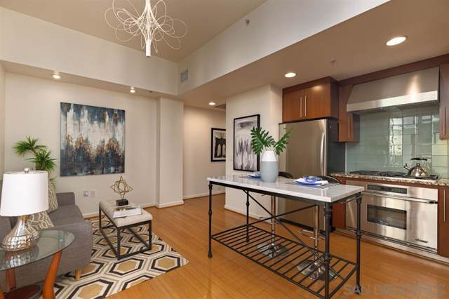 1262 Kettner Blvd #504, San Diego, CA 92101 (#200003189) :: Neuman & Neuman Real Estate Inc.