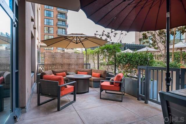 530 K Street #211, San Diego, CA 92101 (#200003203) :: Whissel Realty