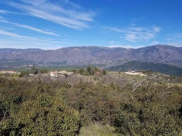 0 Pauma Heights Rd #0, Valley Center, CA 92082 (#200003214) :: Neuman & Neuman Real Estate Inc.