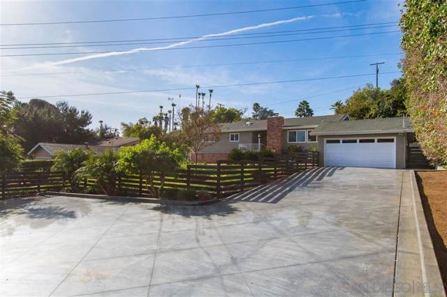 2261 Sunset Dr, Escondido, CA 92025 (#200003218) :: San Diego Area Homes for Sale