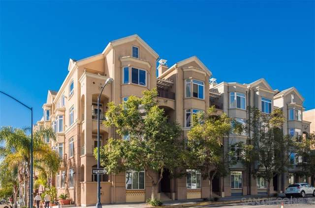 2400 5th Ave #421, San Diego, CA 92101 (#200003223) :: COMPASS