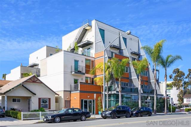 3980 9th Ave #208, San Diego, CA 92103 (#200003237) :: The Yarbrough Group