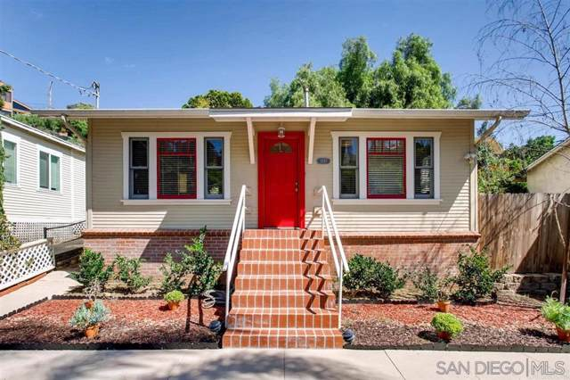 3257 Ibis Street, San Diego, CA 92103 (#200003251) :: The Yarbrough Group