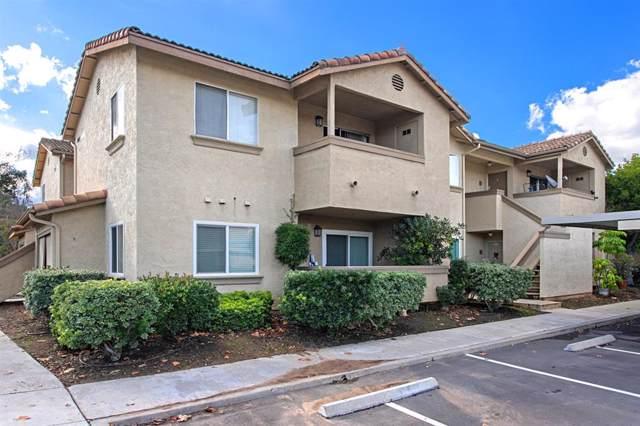 208 Woodland Plwy #209, San Marcos, CA 92069 (#200003281) :: Neuman & Neuman Real Estate Inc.