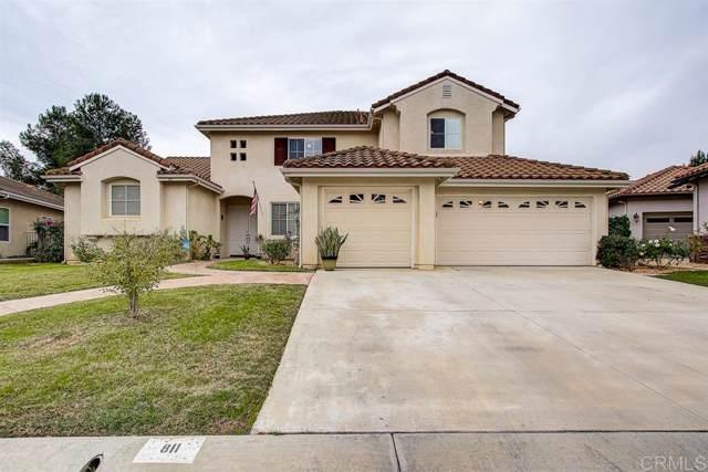 811 Inverlochy Dr., Fallbrook, CA 92028 (#200003350) :: Allison James Estates and Homes