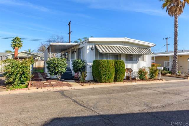 450 E Bradley Ave #19, El Cajon, CA 92021 (#200003360) :: Neuman & Neuman Real Estate Inc.