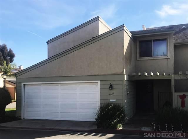 2327 Caminito Mira, San, CA 92107 (#200003367) :: The Yarbrough Group