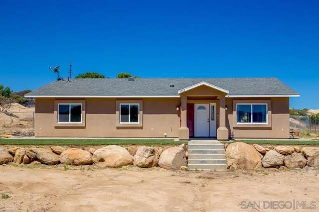 3723 Carveacre Rd, Alpine, CA 91901 (#200003374) :: The Yarbrough Group