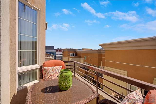 1465 C Street #3616, San Diego, CA 92101 (#200003402) :: Whissel Realty