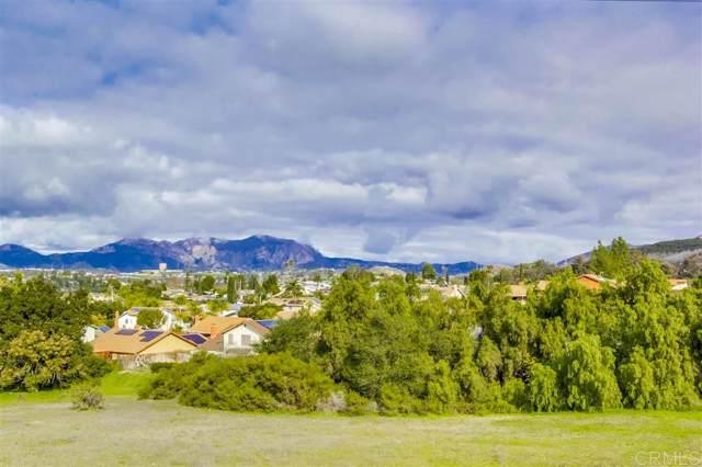 8534 Calle De Buena Fe, El Cajon, CA 92021 (#200003430) :: Whissel Realty