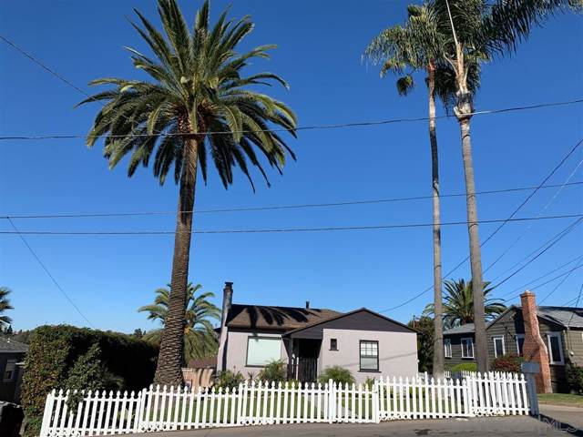 7576 Saranac Ave, La Mesa, CA 91942 (#200003447) :: Neuman & Neuman Real Estate Inc.