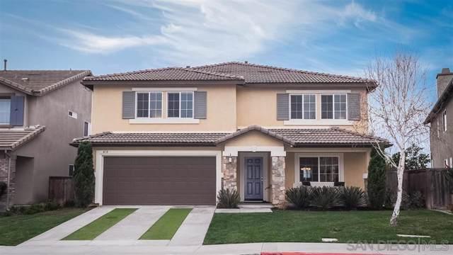 818 Via La Venta, San Marcos, CA 92069 (#200003499) :: Neuman & Neuman Real Estate Inc.