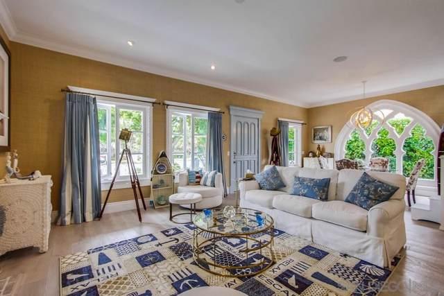961 G Avenue, Coronado, CA 92118 (#200003504) :: Cane Real Estate