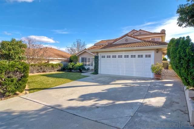 10933 Camino Abrojo, San Diego, CA 92127 (#200003511) :: Zember Realty Group