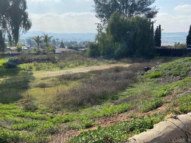 8428-8430 Poinciana Dr. 1-3 1-3, El Cajon, CA 92021 (#200003521) :: Neuman & Neuman Real Estate Inc.