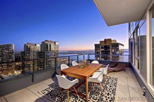 1388 Kettner Blvd. #3305, San Diego, CA 92101 (#200003530) :: Neuman & Neuman Real Estate Inc.