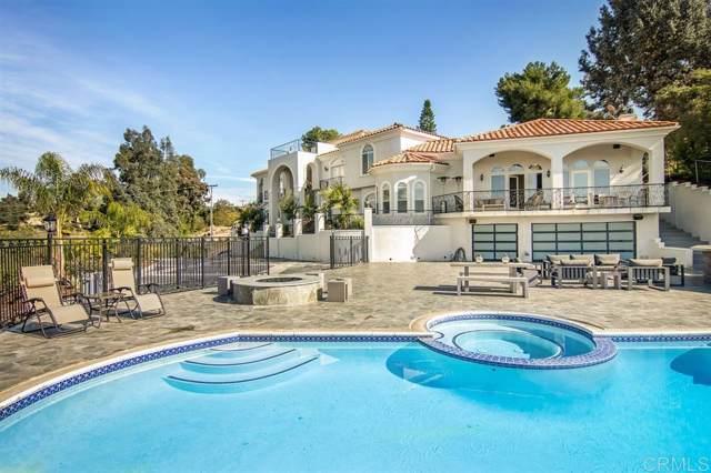 2005 Vista Hermosa Way, El Cajon, CA 92019 (#200003553) :: Neuman & Neuman Real Estate Inc.
