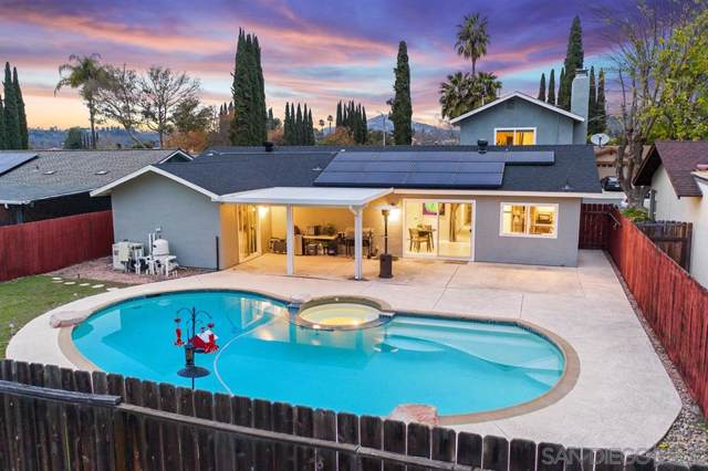 13745 Woodgate Pl, Poway, CA 92064 (#200003578) :: The Yarbrough Group