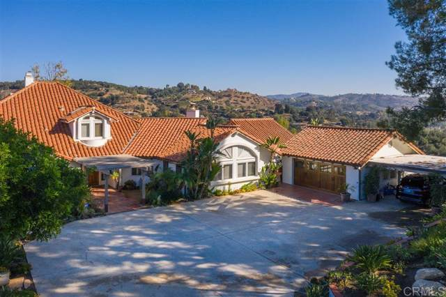 2446 Valerie Drive, Fallbrook, CA 92028 (#200003589) :: Keller Williams - Triolo Realty Group
