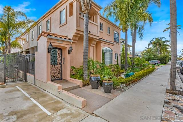 3736 1st Avenue, San Diego, CA 92103 (#200003591) :: The Yarbrough Group