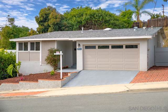 5014 Chaparral Way, San Diego, CA 92115 (#200003609) :: The Yarbrough Group