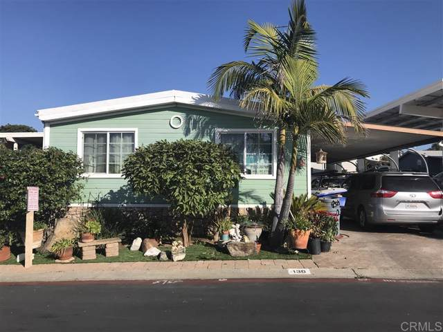 500 Rancheros Dr Spc 130, San Marcos, CA 92069 (#200003640) :: Neuman & Neuman Real Estate Inc.