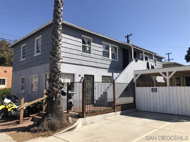 2019-2023 Bacon St, San Diego, CA 92107 (#200003648) :: Dannecker & Associates