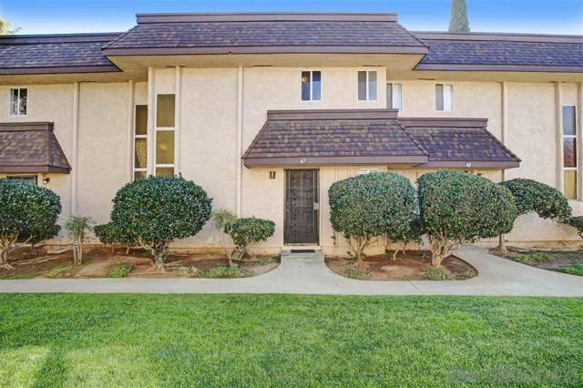 2121 E E Grand Ave L47, Escondido, CA 92027 (#200003672) :: Zember Realty Group