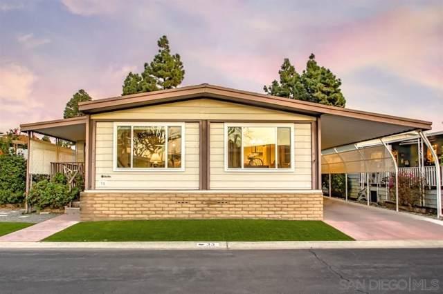 276 N El Camino Real #35, Oceanside, CA 92058 (#200003679) :: Zember Realty Group