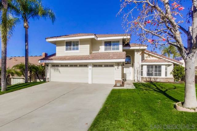 2325 Wind River Rd, El Cajon, CA 92019 (#200003680) :: The Yarbrough Group