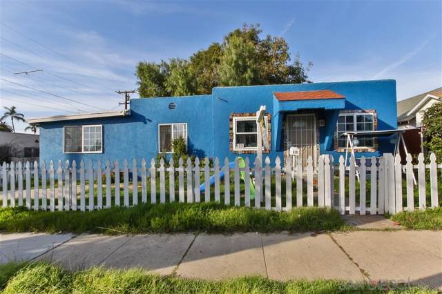 629 E 5th Street, National City, CA 91950 (#200003684) :: The Yarbrough Group