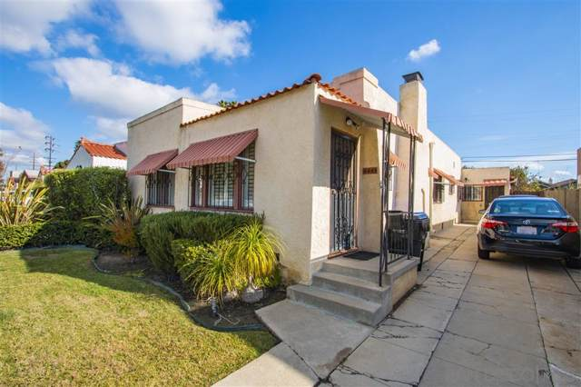 4445 33rd Place, San Diego, CA 92116 (#200003707) :: Whissel Realty