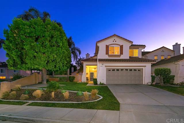 3061 Rancho La Presa, Carlsbad, CA 92009 (#200003708) :: Zember Realty Group