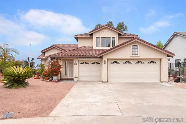 1370 Clear Crest Cir, Vista, CA 92084 (#200003728) :: COMPASS