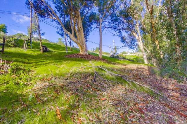 0000 Rocoso Dr #134, Lakeside, CA 92040 (#200003739) :: Whissel Realty