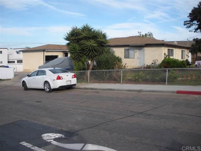 1044 - 1046 12 Th St., Imperial Beach, CA 91932 (#200003755) :: Neuman & Neuman Real Estate Inc.