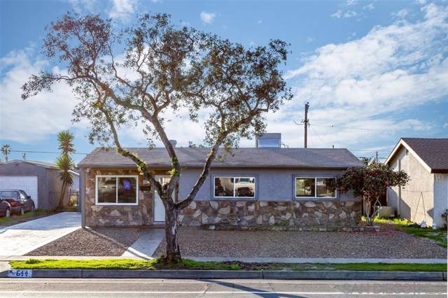 644 Cardiff St, San Diego, CA 92114 (#200003795) :: Zember Realty Group